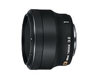 Nikon 1 Nikkor 32mm f/1.2. Ficha Técnica