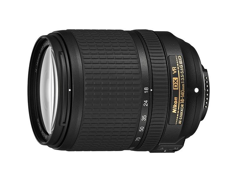 AF-S DX Nikkor 18-140mm f/3.5-5.6G ED VR