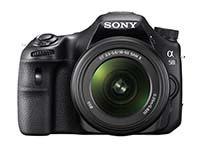 Sony SLT-A58. Ficha Técnica