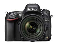 Nikon D610. Ficha Técnica