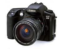 Canon EOS D30-peq
