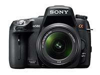 Sony Alpha DSLR-A580-peq
