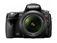 Sony SLT A33-peq