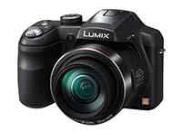Panasonic Lumix DMC-LZ40. Ficha Técnica