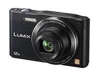 Panasonic Lumix DMC-SZ8. Ficha Técnica