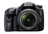 Sony SLT-A57. Ficha Técnica