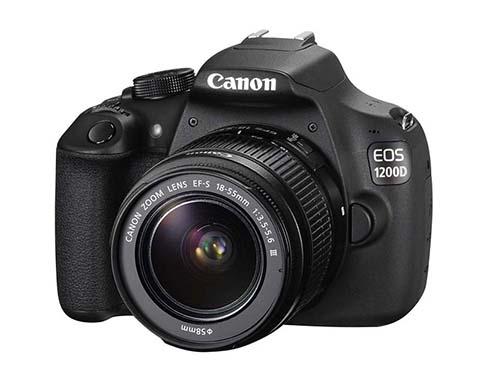 La Canon EOS 1200D es una cámara réflex para principiantes anunciada en febrero de 2014