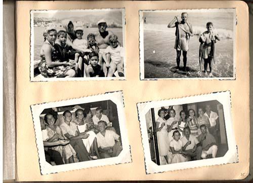 Antiguamente se almacenaban las fotos en álbumes