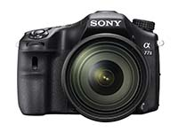 Sony SLT A77 II. Ficha Técnica