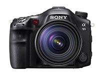 Sony SLT-A99. Ficha Técnica
