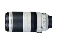Canon EF 100-400mm F4.5-5.6L IS II USM. Ficha Técnica