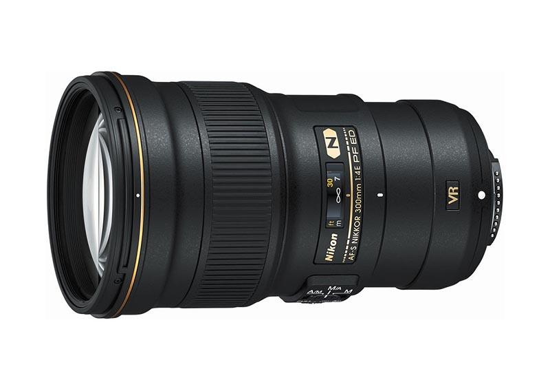 AF-S 300mm f/4E PF ED VR