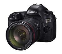 Canon EOS 5DS. Ficha Técnica