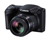 Canon PowerShot SX410 IS. Ficha Técnica