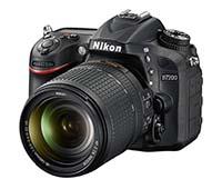 Nikon D7200. Ficha Técnica