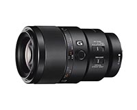 Sony FE 90mm F2.8 Macro G OSS. Ficha Técnica
