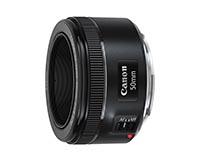 Canon EF 50mm f/1.8 STM. Ficha Técnica