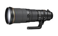 Nikon AF-S Nikkor 500mm F4E FL ED VR. Ficha Técnica