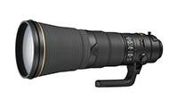 Nikon AF-S Nikkor 600mm F4E FL ED VR. Ficha Técnica