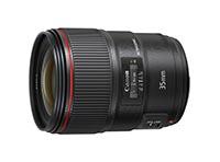 Canon EF 35mm F1.4L II USM. Ficha Técnica