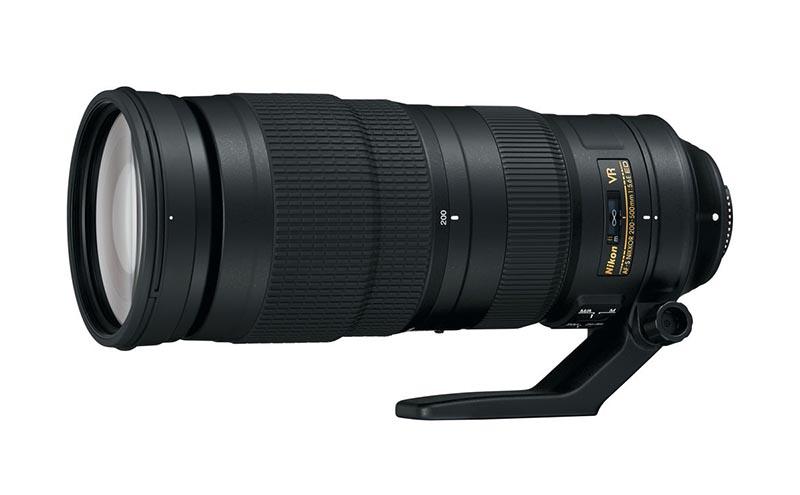 AF-S Nikkor 200-500mm F5.6E ED VR