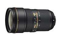 Nikon AF-S Nikkor 24-70mm F2.8E ED VR. Ficha Técnica