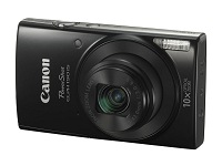 Canon IXUS 180. Ficha Técnica