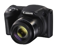 Canon PowerShot SX420 IS. Ficha Técnica