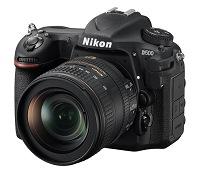 Nikon D500. Ficha Técnica