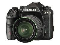 Pentax K-1. Ficha Técnica