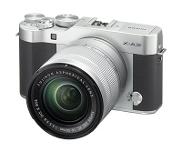 Fujifilm X-A3. Ficha Técnica