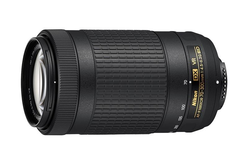 AF-P DX Nikkor 70-300mm F4.5-6.3G VR