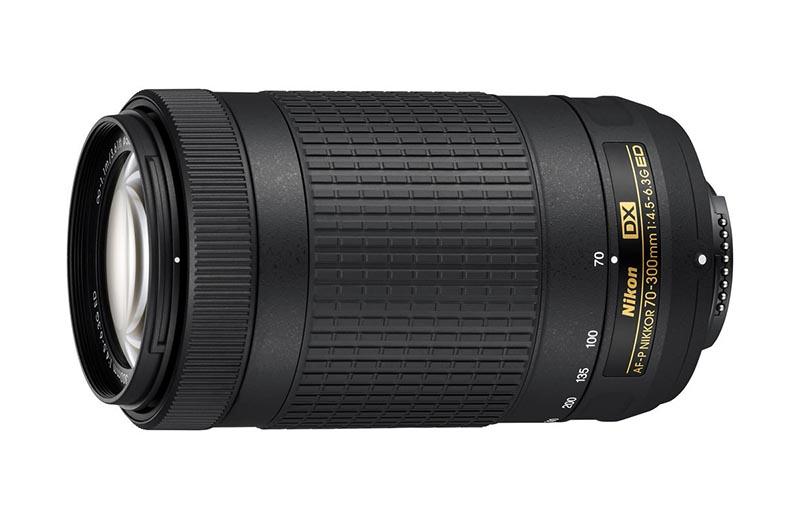 AF-P DX Nikkor 70-300mm F4.5-6.3G