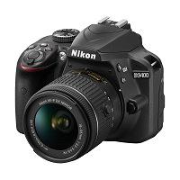 Nikon D3400. Ficha Técnica