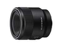 Sony FE 50mm F2.8 Macro. Ficha Técnica