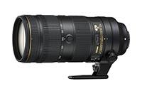 Nikon AF-S Nikkor 70-200mm F2.8E FL ED VR. Ficha Técnica