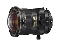 Nikon PC Nikkor 19mm F4E ED. Ficha Técnica