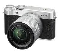 Fujifilm X-A10. Ficha Técnica