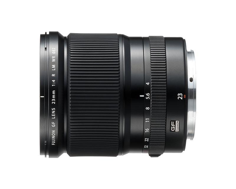 GF 23mm F4 R LM WR