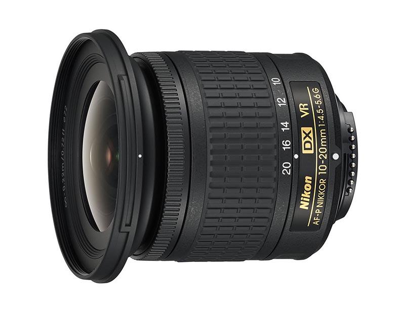 AF-P DX Nikkor 10-20mm F4.5-5.6G VR