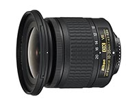 Nikon AF-P DX Nikkor 10-20mm F4.5-5.6G VR. Ficha Técnica