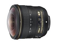 Nikon AF-S Nikkor Fisheye 8-15mm F3.5-4.5E ED. Ficha Técnica