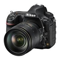 Nikon D850. Ficha Técnica