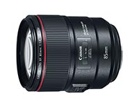 Canon EF 85mm F1.4L IS USM. Ficha Técnica