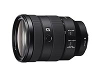 Sony FE 24-105mm F4 G OSS. Ficha Técnica