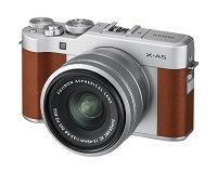 Fujifilm X-A5. Ficha Técnica