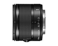 Nikon 1 Nikkor VR 6.7-13mm f/3.5-5.6. Ficha Técnica