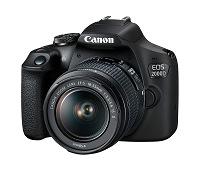Canon EOS 2000D. Ficha Técnica