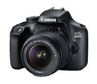 Canon EOS 4000D. Ficha Técnica