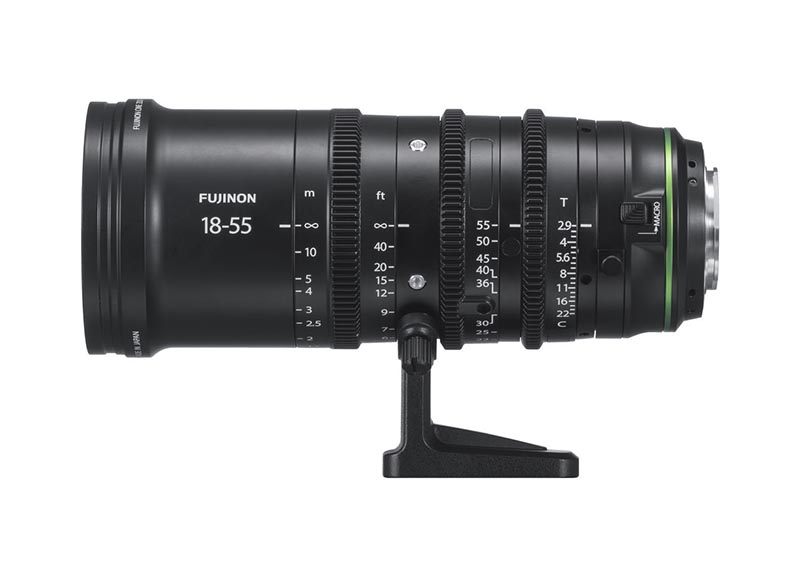Fujinon MKX 18-55mm T2.9
